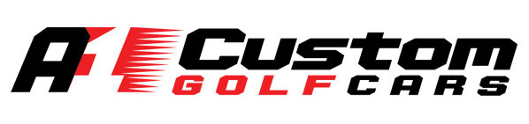 a1 custom golf cars logo