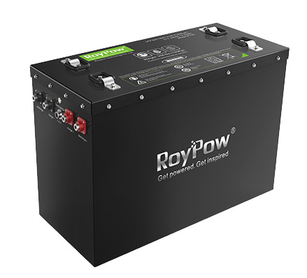 Roy Pow Lithium Battery